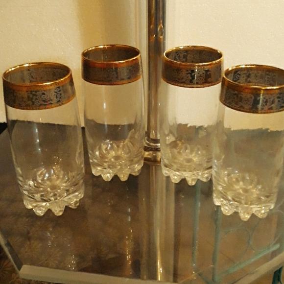 Italian Beverage Glasses